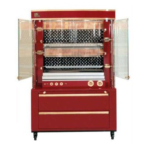Rotisol Masterflame Rotisserie CR Peterson