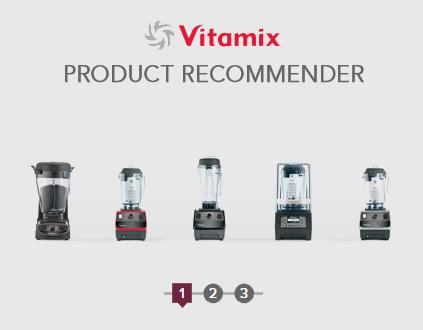 Vitamix Prodcut Recommender - CR Peterson