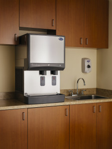 Follet Ice Symphony Plus Ice Water Dispenser CR Peterson + Associates